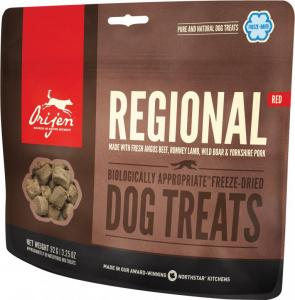 Orijen Dog Treats Regional Red 42,5 g