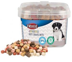 Junior Soft Snack Dots med Omega-3, 140 g