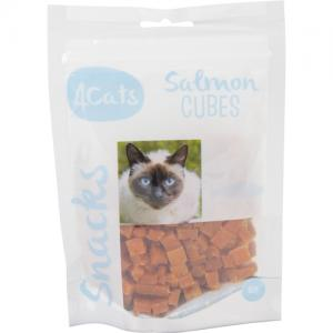 4Cats Salmon Cube 80 g