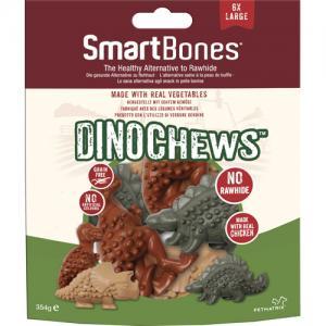 SmartBones SmartChews Dinos L 6-pack