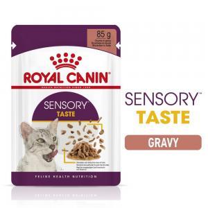 Royal Canin WET Sensory Taste Gravy