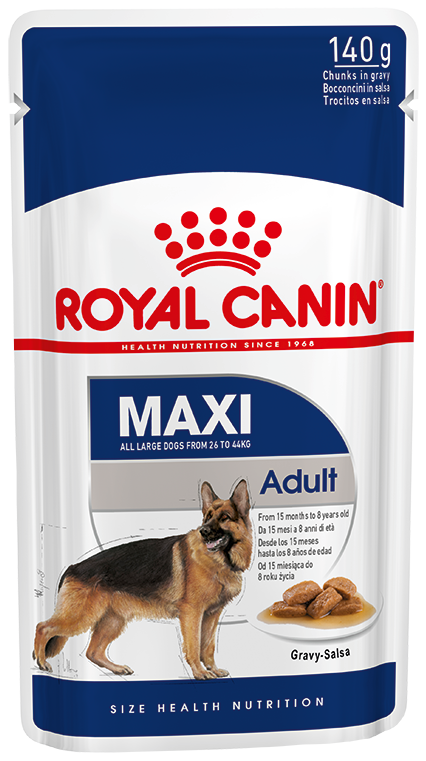 Royal Canin WET Maxi Adult