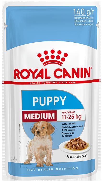 Royal Canin WET Medium Puppy
