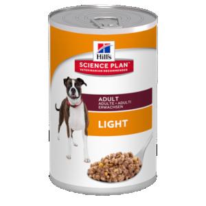 Hill's Canine Light Adult 370 g burk