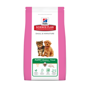 Hill's Canine Small & Miniature Puppy 1,5 kg