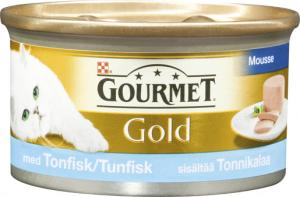 Gourmet Gold Tonfisk Mousse 85 g