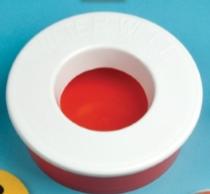 Non Spill-skål Water-Well