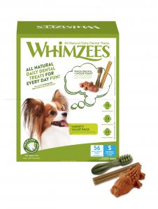 Whimzees Variety Value Box S/56 st