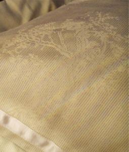 Design Julia, Egytpisk bomull & Siden