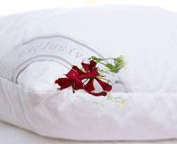 Handgjord Silkeskudde
