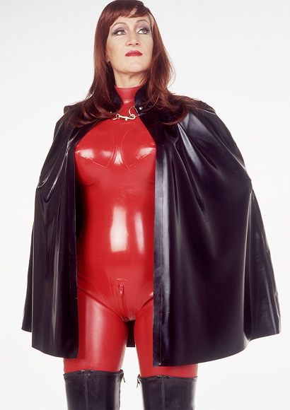 Latex Cape kort