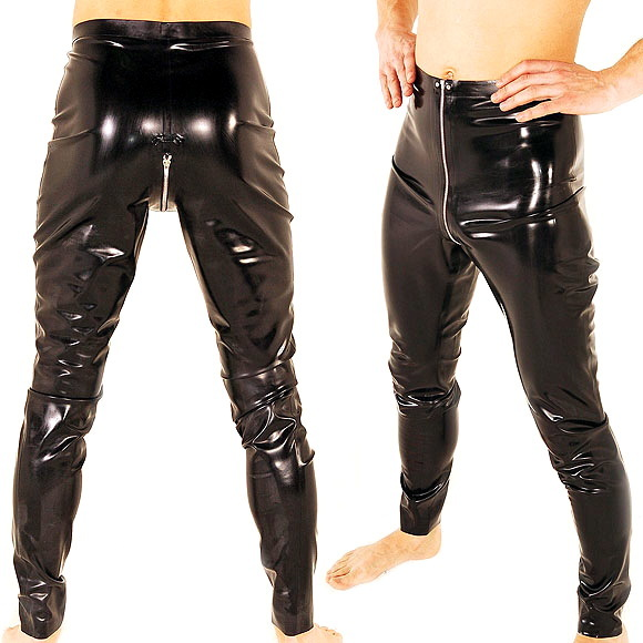 Latex Leggings byxor