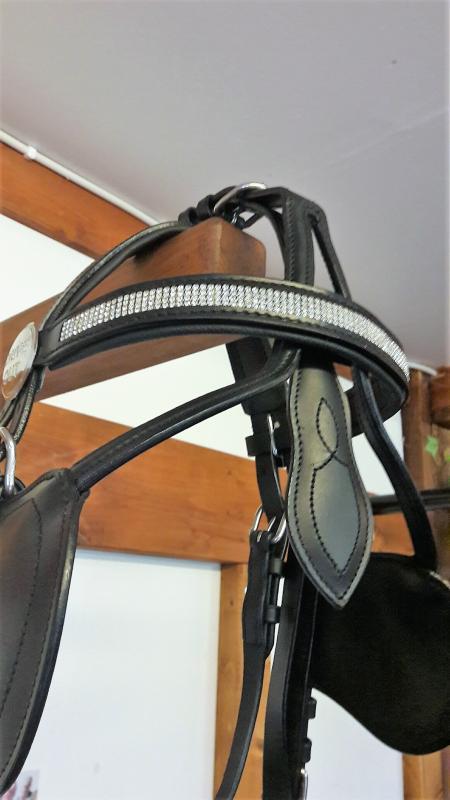 Pannband med swarowskistenar