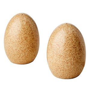 salt- och pappar design som påskägg