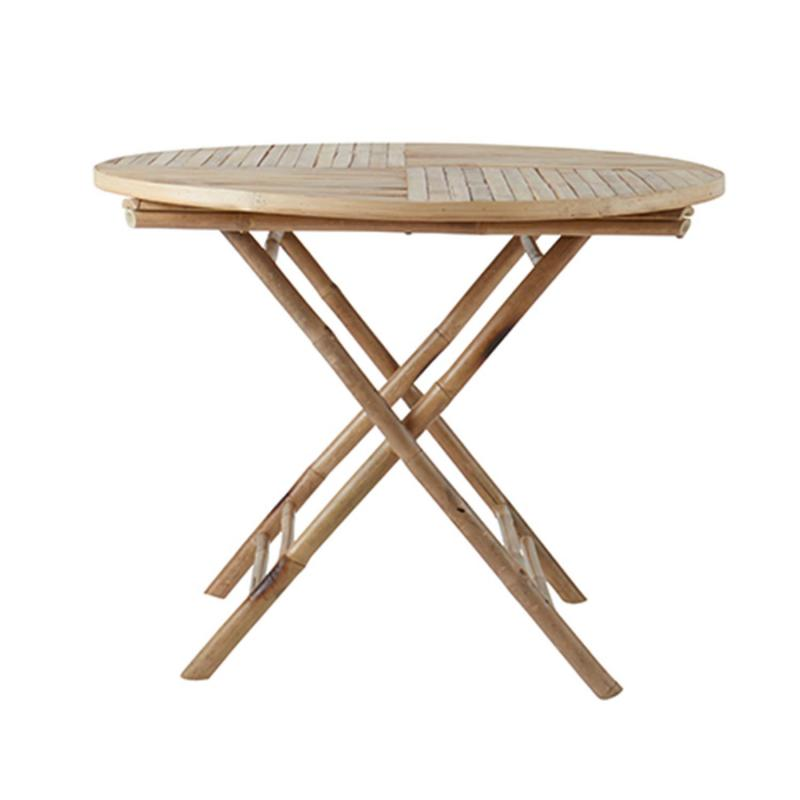 Antonio bord- bambubord