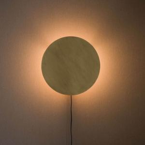 Fullmoon- Vägglampa med dämpat ljus