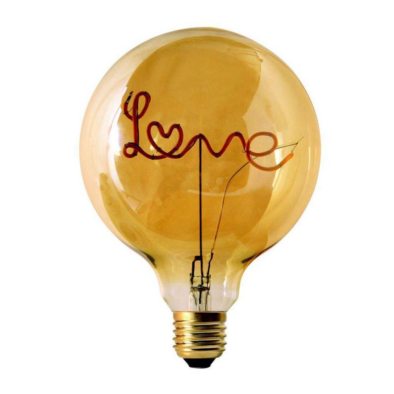 Love- Kärlekslampa i led