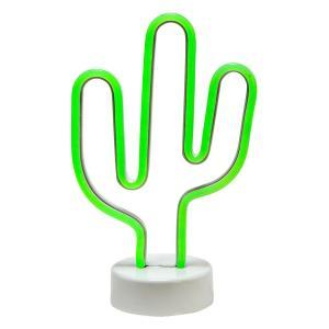 Kaktus- festlig ledlampa