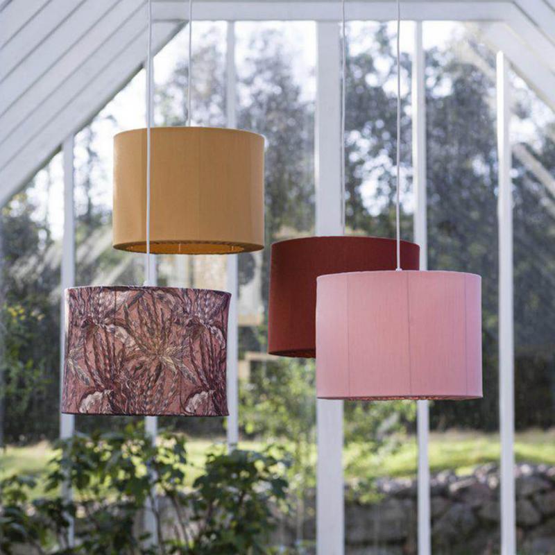 Classic Outdoor- Färgglad lampskärm