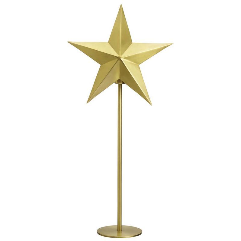 Nordic star on base- Stående adventsstjärna