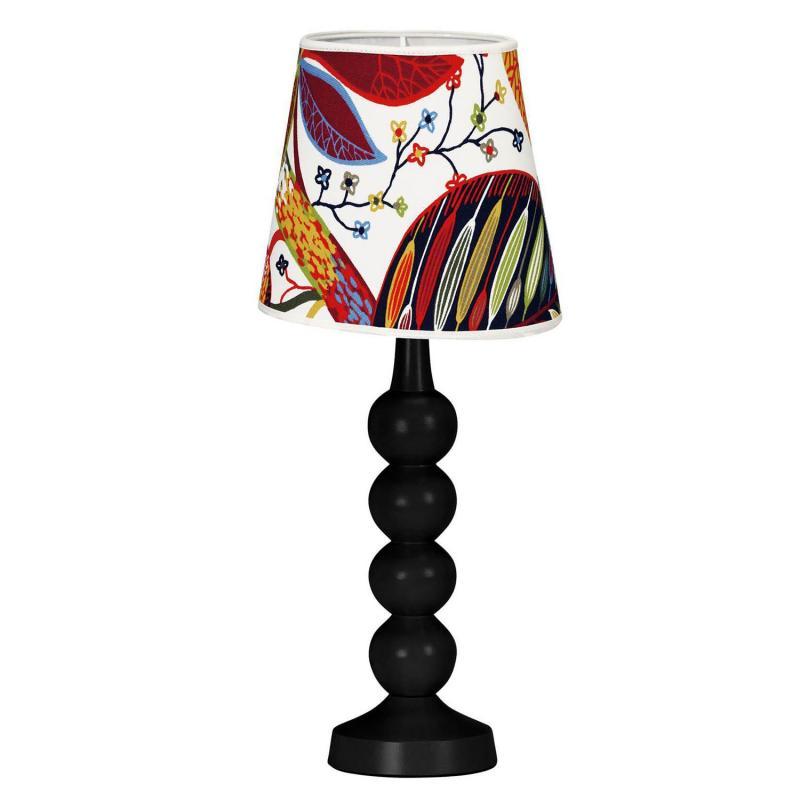 Kendall- lampfot med lampskärm