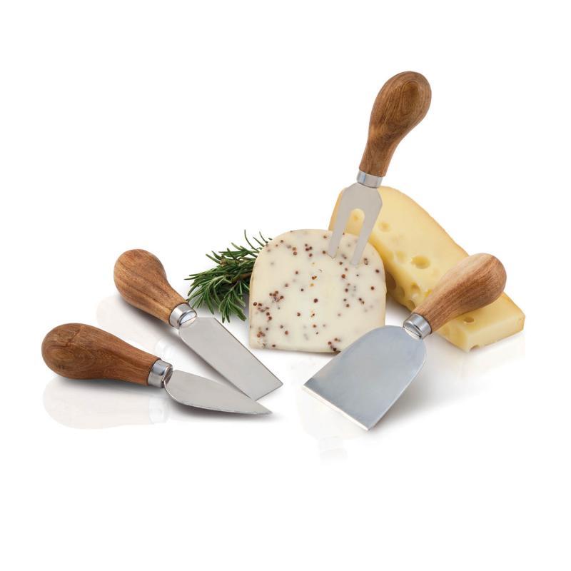 Ostknivar Twine- Set om 4 knivar