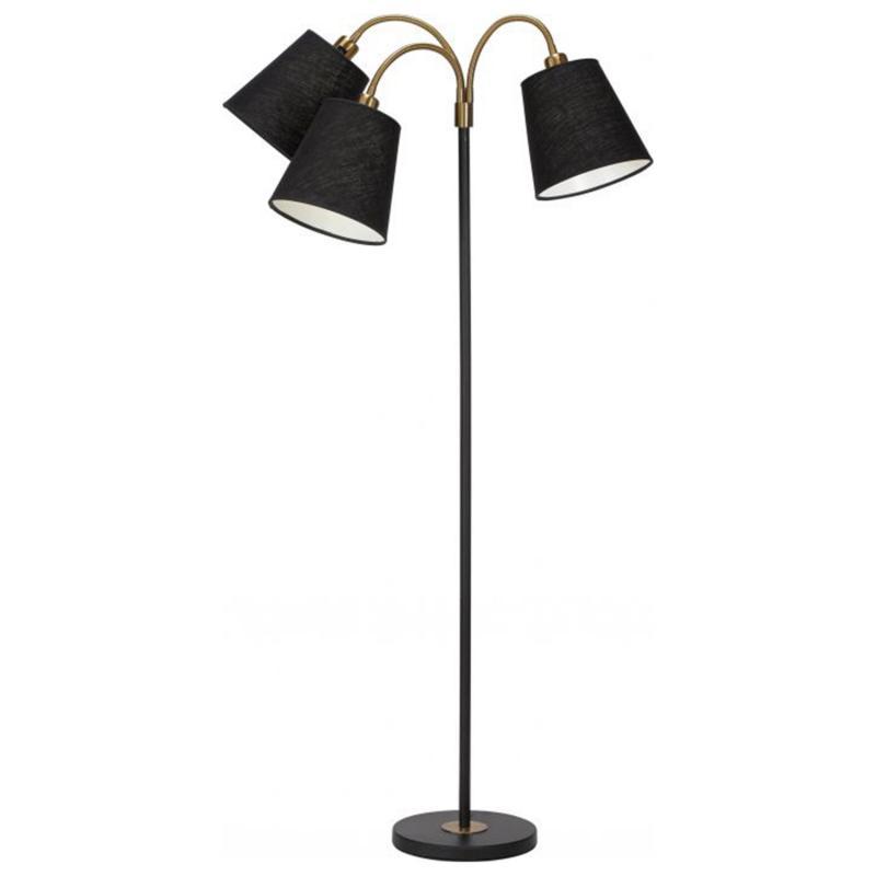 Cia Golvlampa- med 3 lampor