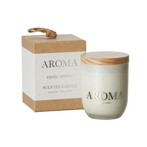 Doftljus Aroma- Exotic amber
