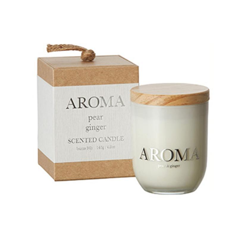 Doftljus Aroma- Pear & Ginger