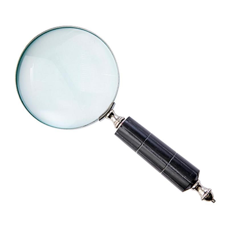 Globetrotter förstoringsglas- gör synlig skillnad