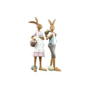 Charmiga påskharar- Harry och Harriet