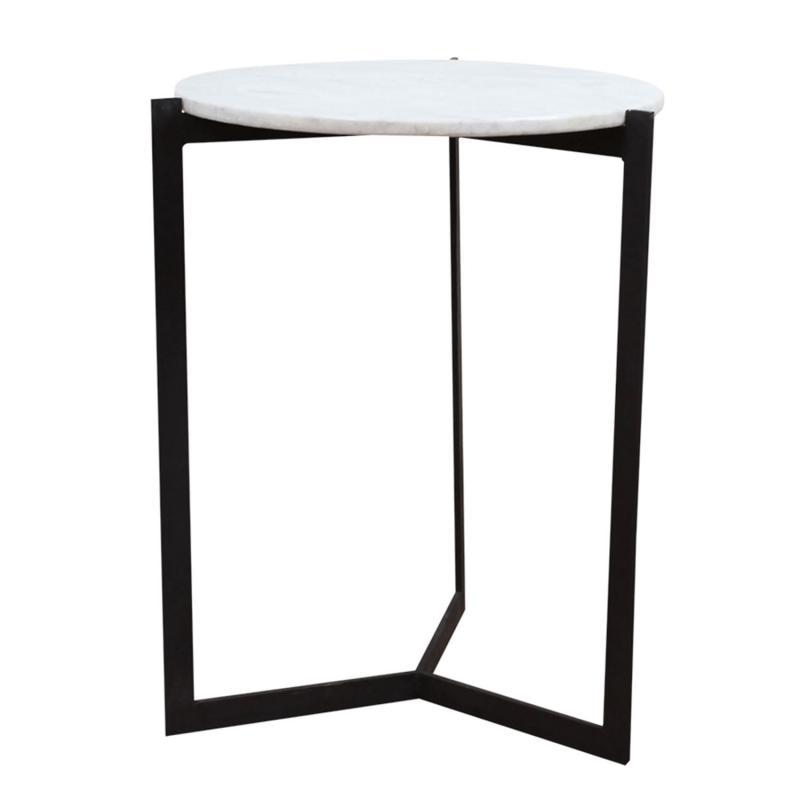 Sidobord Wilma - bord i marmor