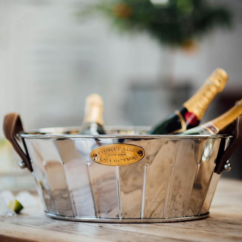 Heritage Champagnebad- kylskål