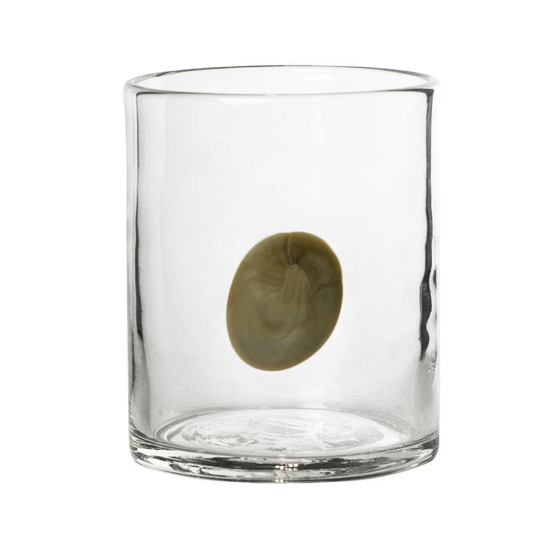 Sienna- Designat glas från OlssonJensen