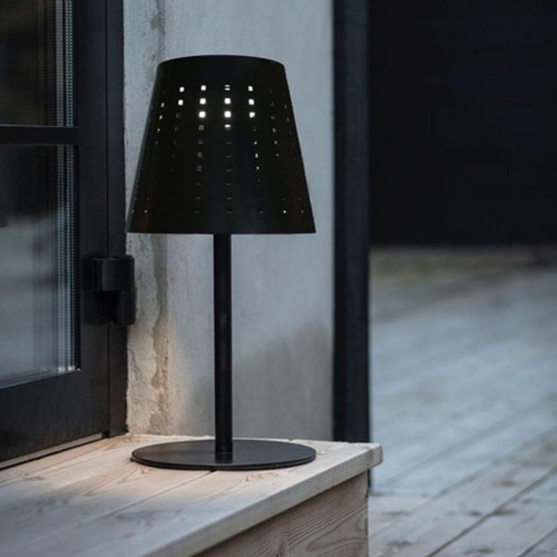 Alvar- Solcellslampa för utomhusbruk