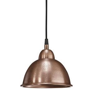 """""""Bella"""" mindre lampa i råmetall - industrilampa"""