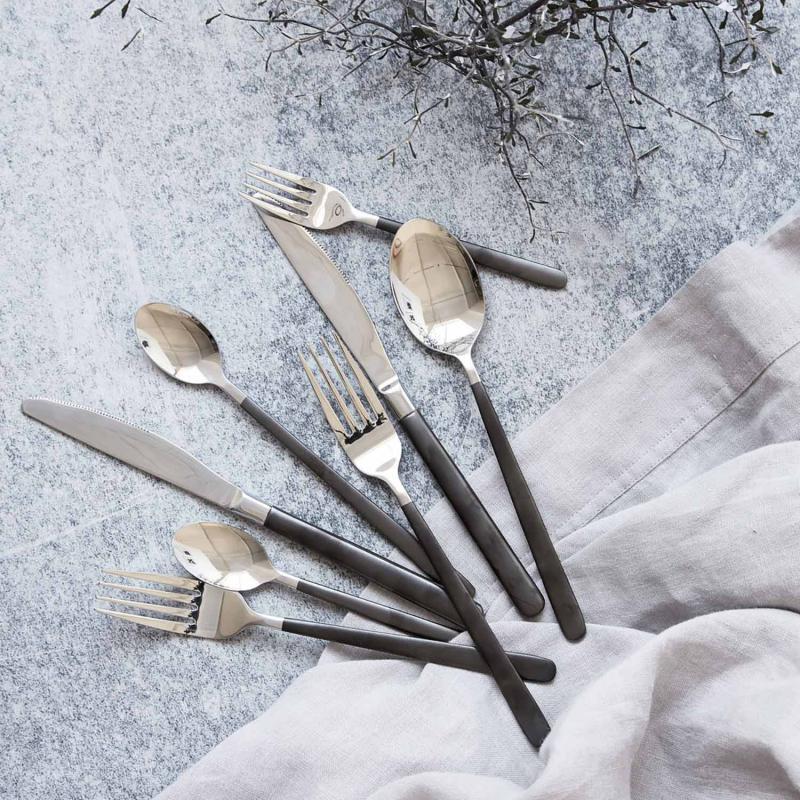 Bestick OX från House doctor - kniv, gaffel, skedar