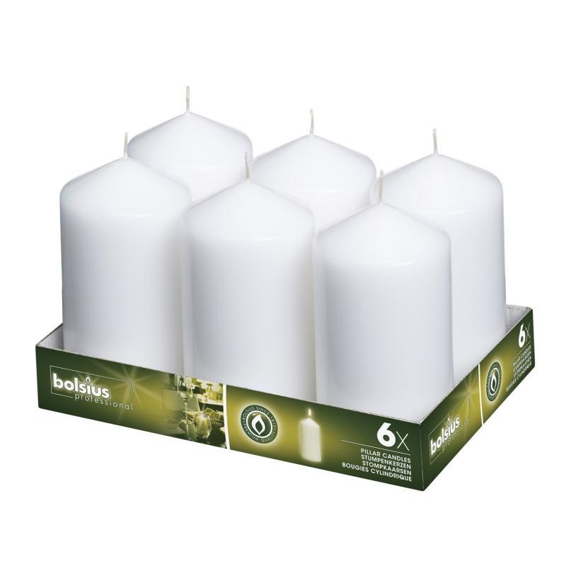 Blockljus- Kvalitetsljus med lång brinntid