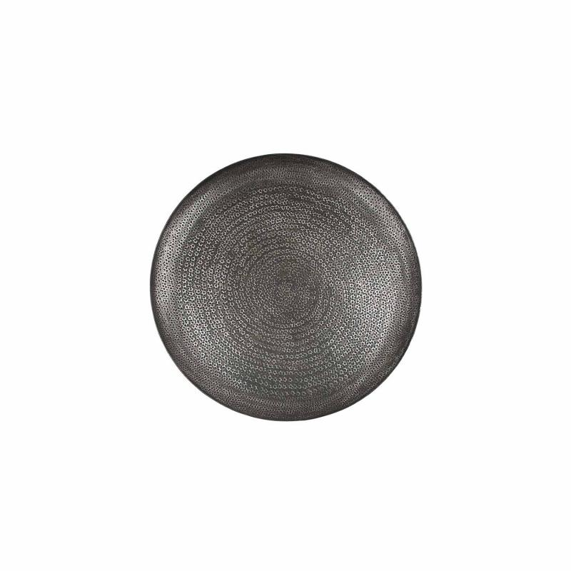 Bricka i metall - INDO - rustik & stadig