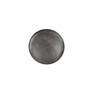 Bricka i metall – INDO från Affari – rustik & stadig