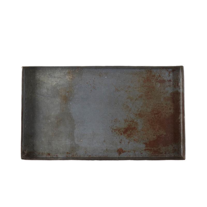 Bricka i metall - återvunnet material