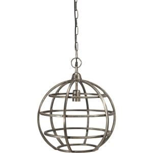Bristol lampa i metall - gallerlampa STOR