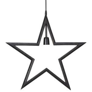 Adventsstjärna PR Home - lantlig  julstjärna i trä - Farm Star  59 cm