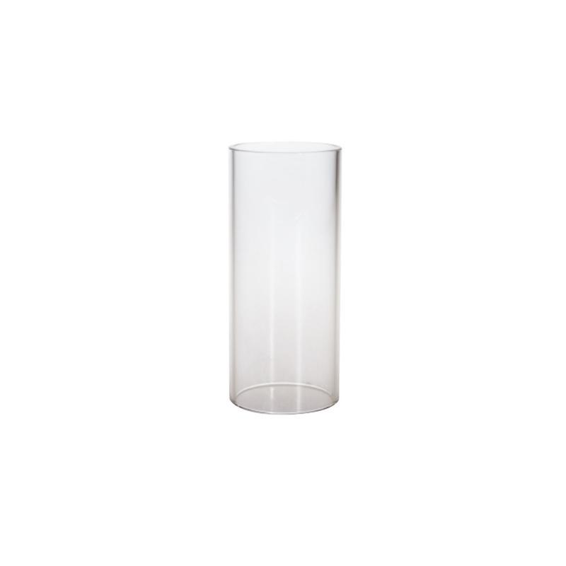 Glascylinder- klart glasrör