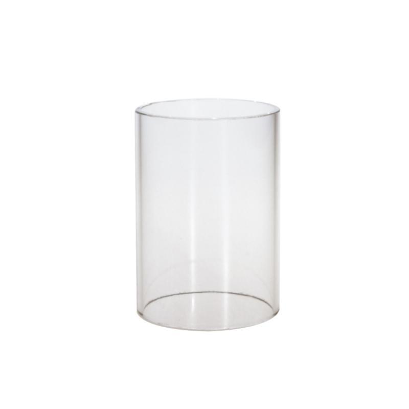Glascylinder i klart glas- Lägre och bred