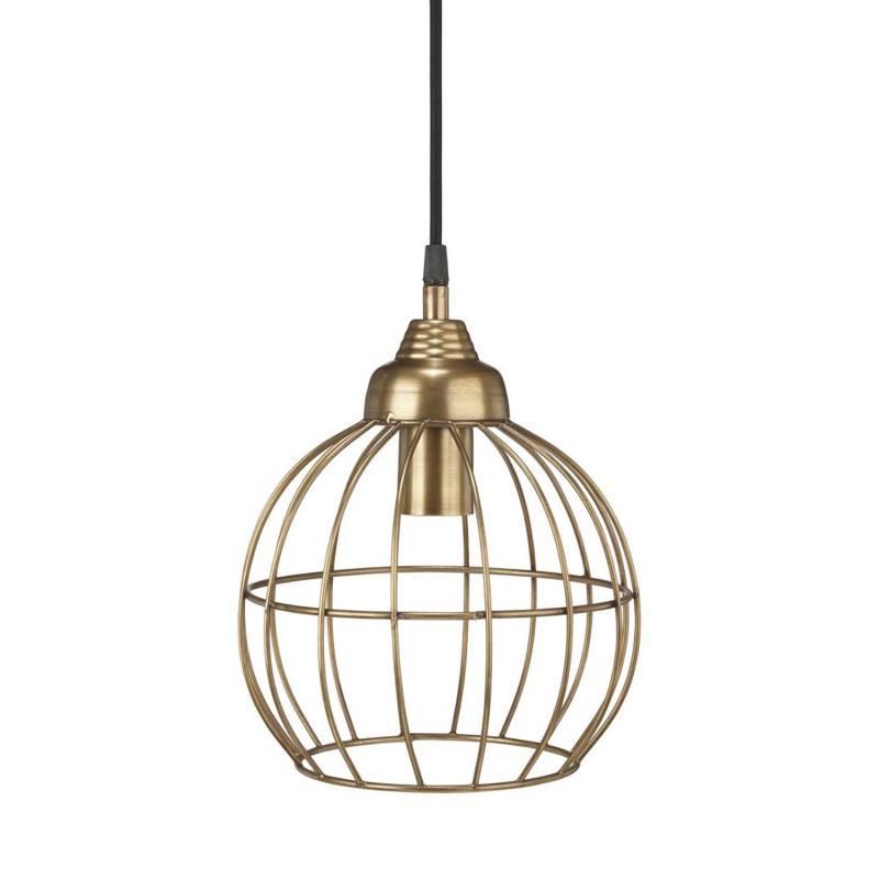 Corniglia - industrilampa i metall - taklampa
