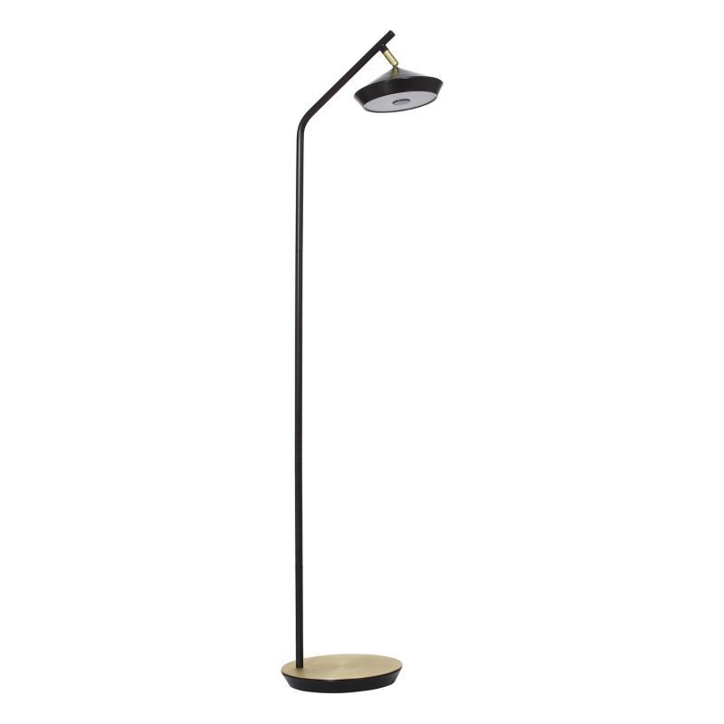 Golvlampa GEOMETRI - enkel och modern lampa