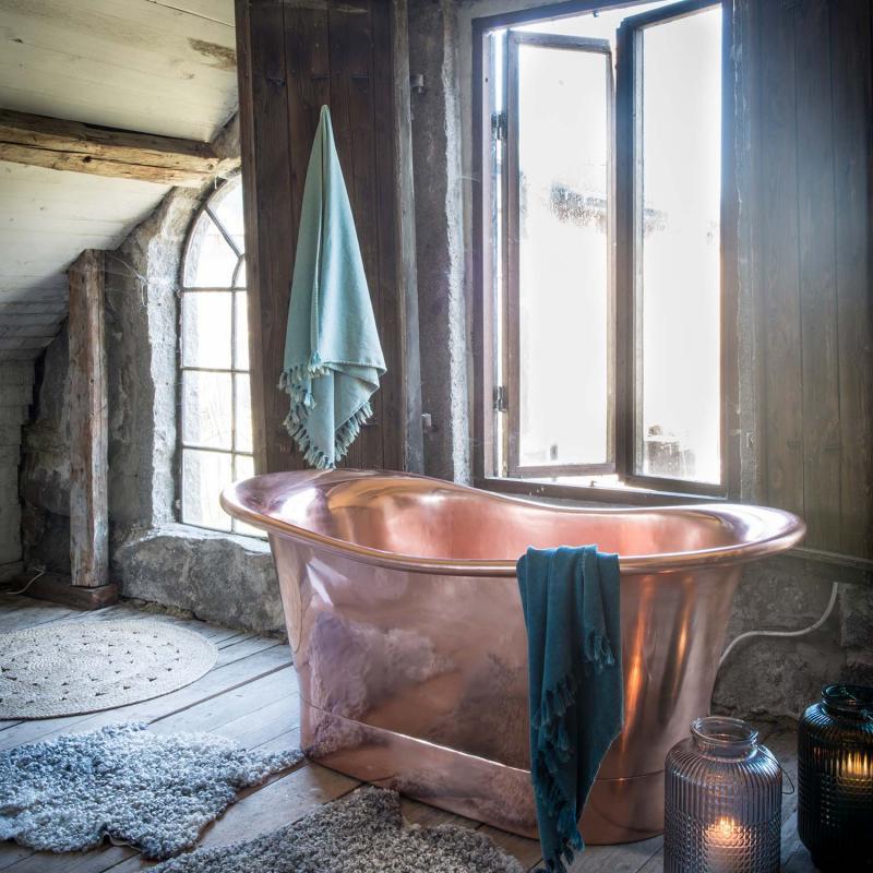 Badkar FRANKLIN  - bathtub of copper