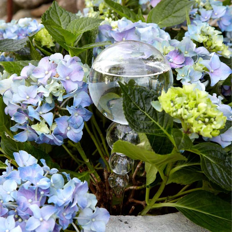 Blomvattnare i glas - självvattnare