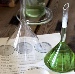 Tufft mätglas - dekoration eller precis mätning